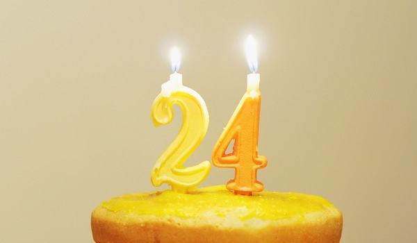 24 Things you should know before your 24th birthday