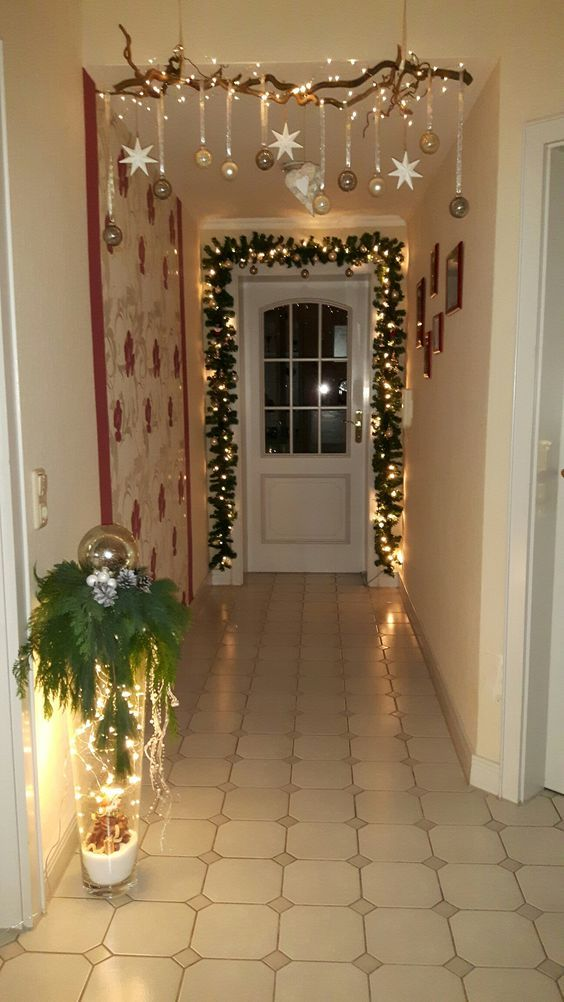 Are you looking for original Christmas decorations for in the house? Hang it on the ...