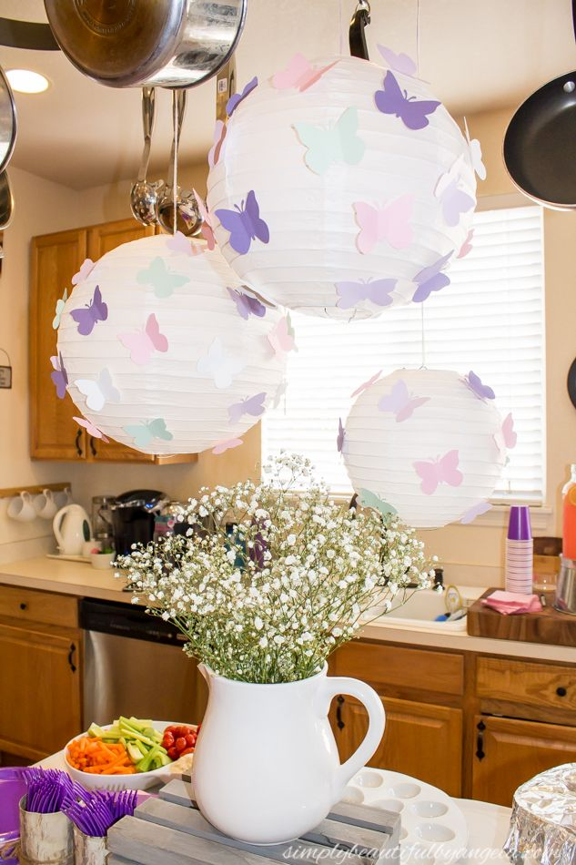 Butterfly Themed Baby Shower | Simply Beautiful By Angela