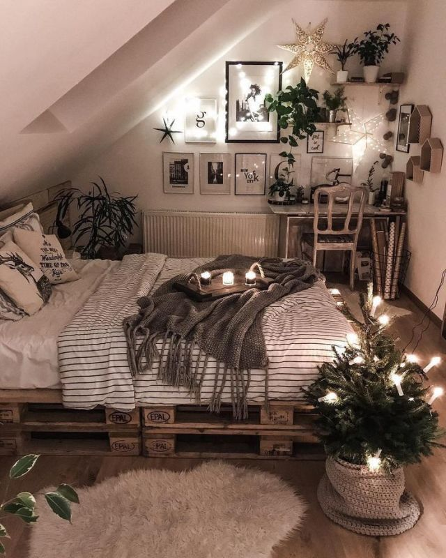25 Small Bedroom Ideas That Are Look Stylishly & Space Saving - #Bedroom #ideas ...