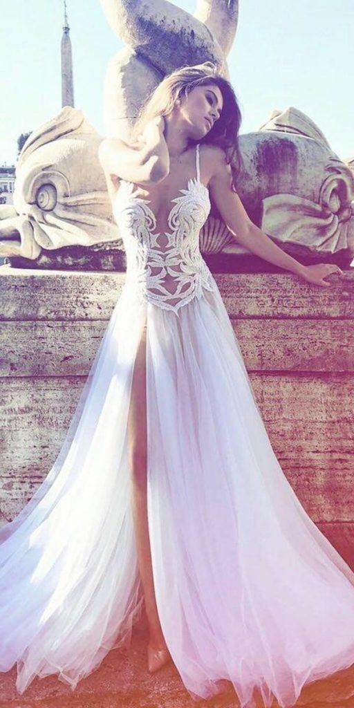 27 Dimitrius Dalia Wedding dresses for the modern bride - #braut #brautkleider #d ...