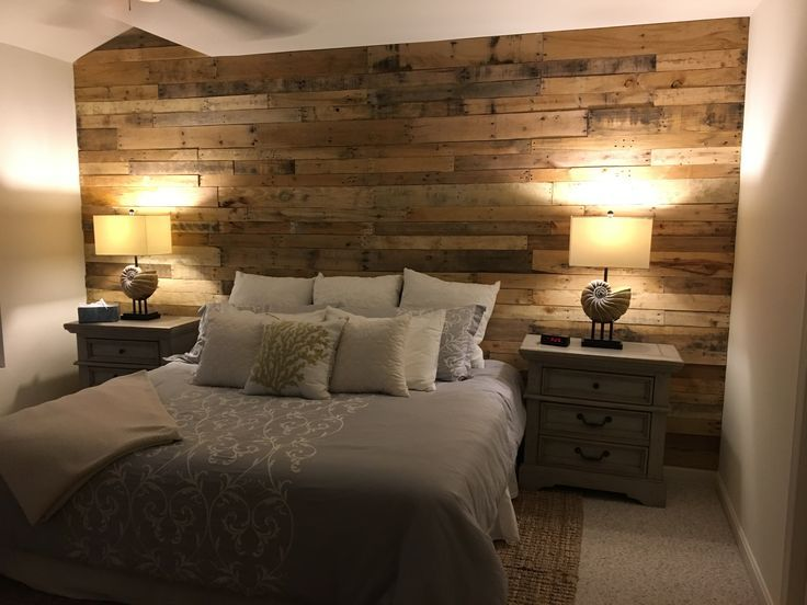 Master bedroom accent wall #accent # main bedroom