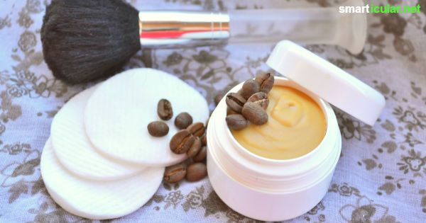 Caffeine not only invigorates the senses, it also has a refreshing effect on your skin. Mi ...