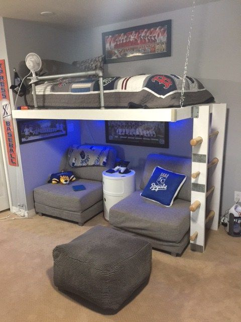 10+ cool and stylish boy bedroom ideas, you must beware! #aufp ...