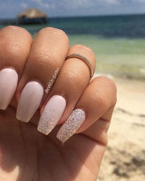 Nail Art Summer: 50 fresh ideas for a chic and original manicure #from ...
