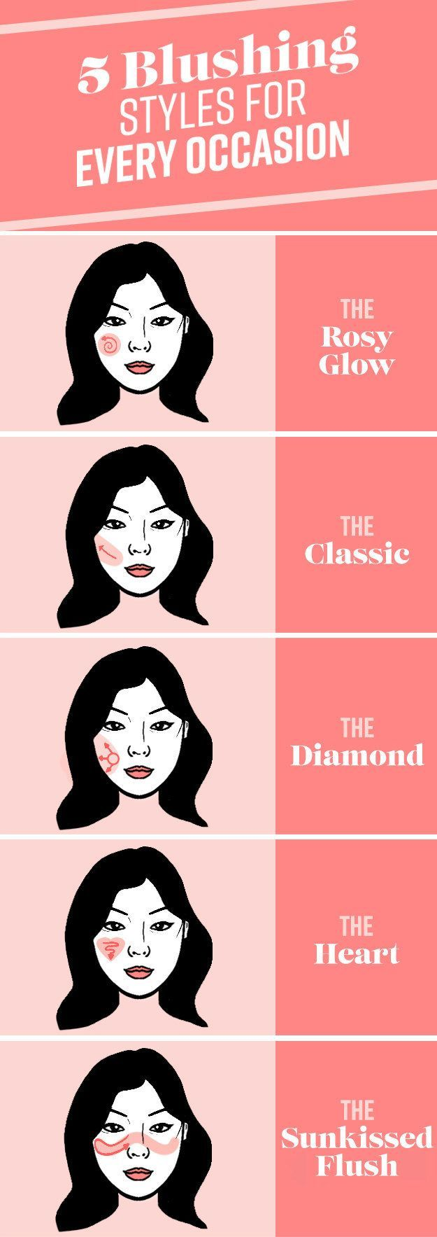 And when all else fails, try one of these foolproof blush looks.