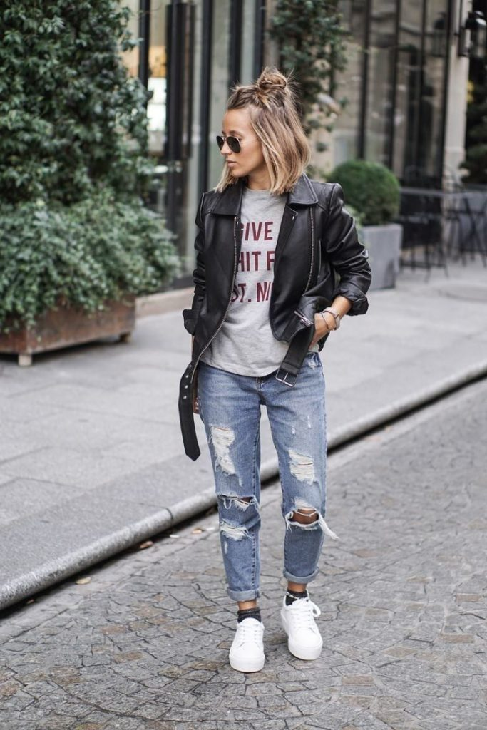 Fashionable women's jeans: the best novelties for the summer image 2018 | Fashion #hair ...