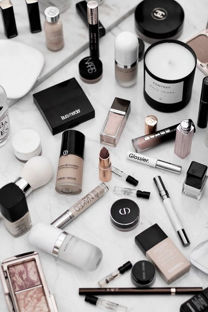 At the beginning of this year, I got rid of a huge portion of my beauty collecti...