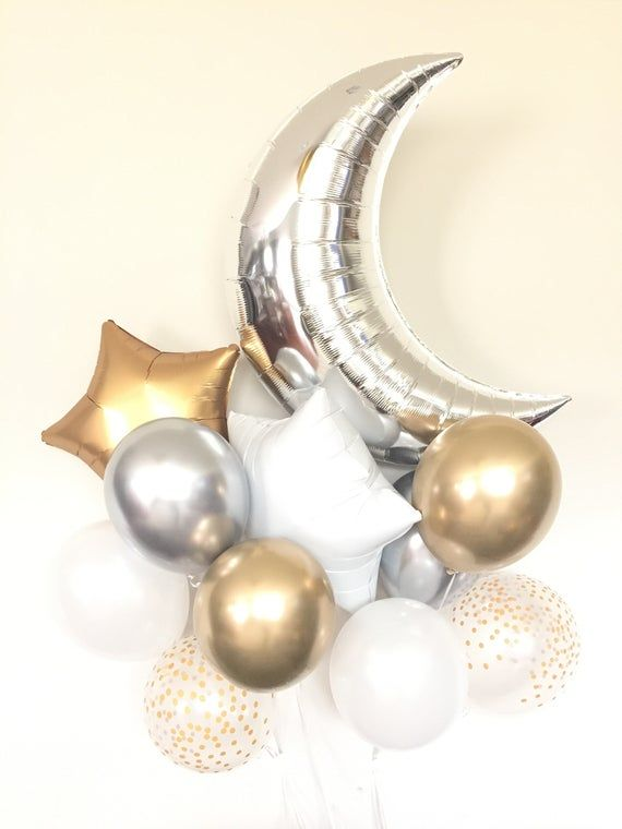 Twinkle twinkle little star...how we wonder what you are! Celebrate at your gend...
