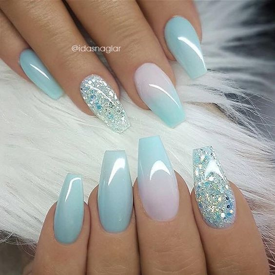 61 Latest acrylic nails for the summer designs ideas that will catch your attention ...