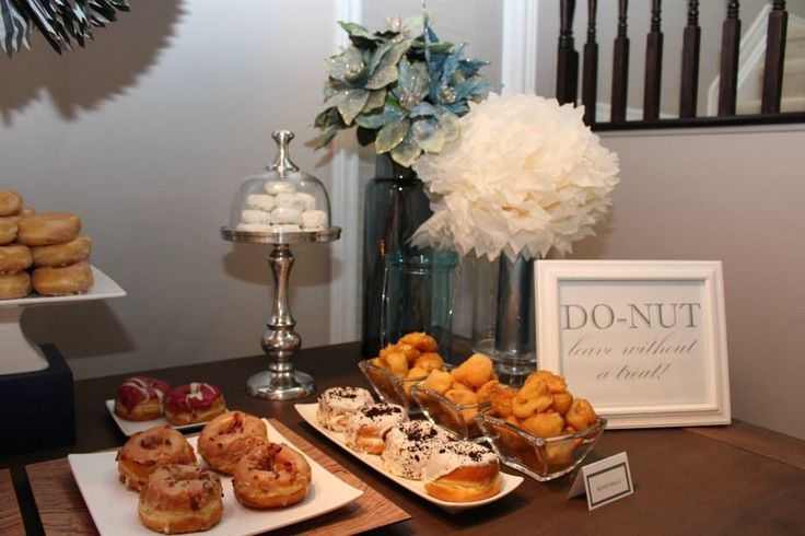 Masculine Birthday Dessert table. Dessert table with a masculine twist. This is ...