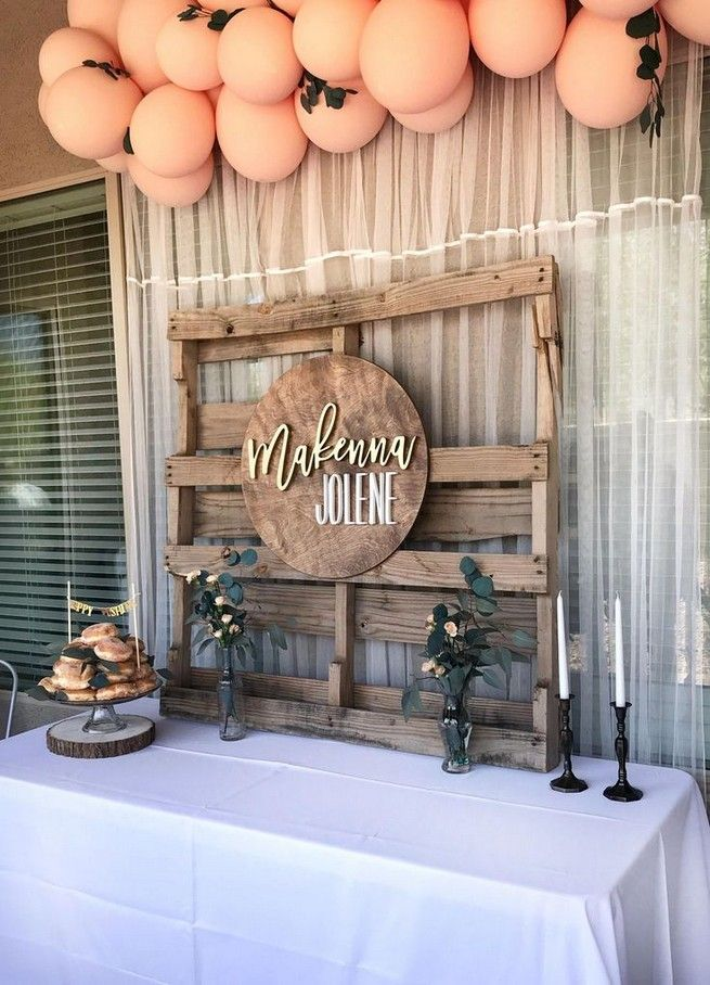 Baby shower ideas for boys themes rustic 5 - www.Naiep.com