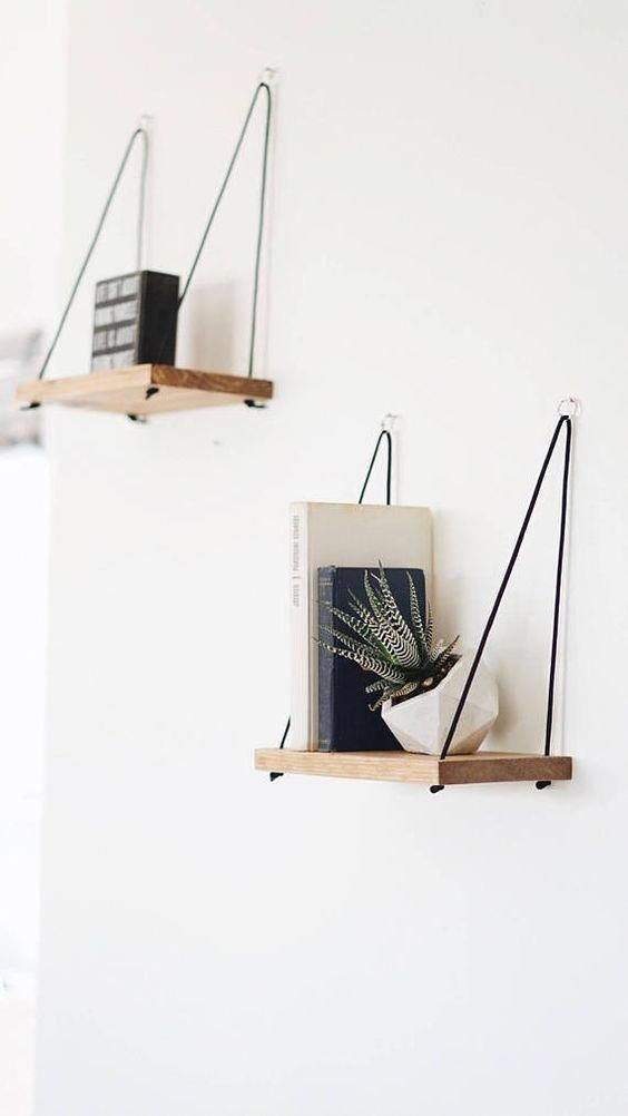 2 PETIT shelves / hanging shelf / suspended shelf / swivel shelf #hanging ...