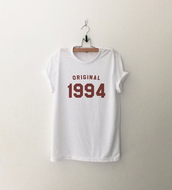 24th birthday 1994 party shirt birthday girl shirts graduation gift for her wome...