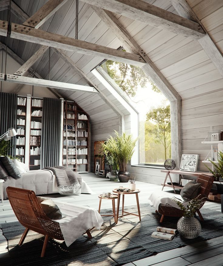 Rustic Bedrooms: Guide and Inspiration for Designing Them ...