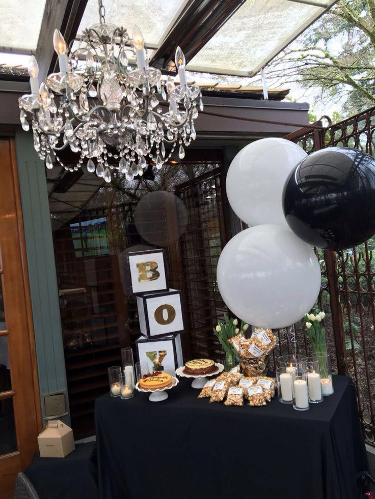 Boy baby shower. Gold, black and white themed |  Shop. Rent. Consign. Motherhood...