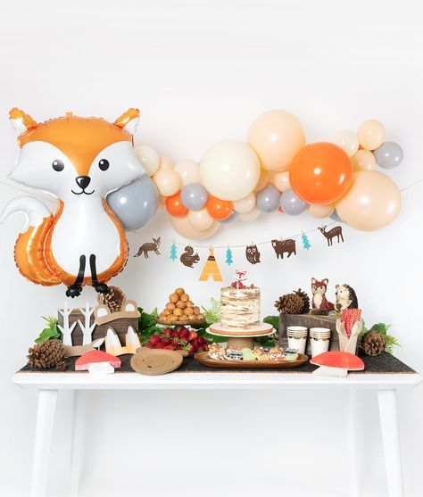 Woodland Party, Woodland Party Dessert Table, Woodland Party Supplies, Woodland ...