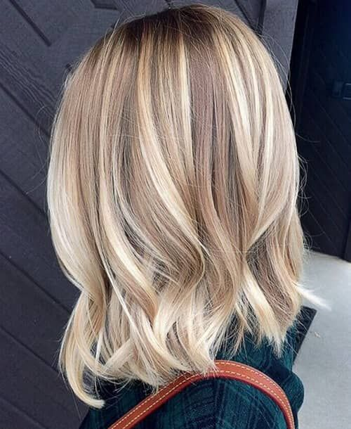 25 most beautiful blonde hairstyles for a modern princess #blonde #frisuren #m ...