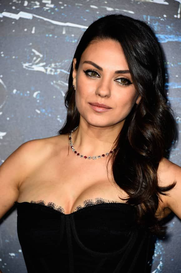 "Mila Kunis is well known. In 2012, the ""Esquire"" Maga ..."