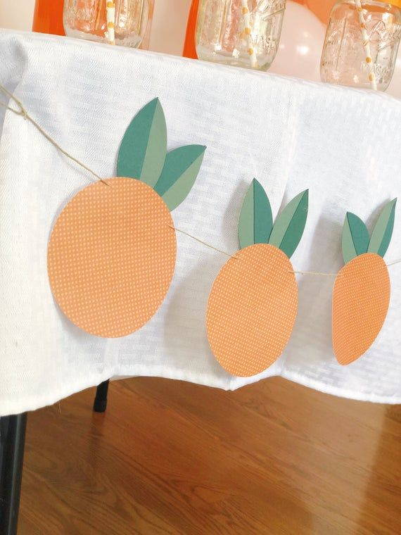 Little Cutie Baby Shower Decorations Banner | Gender Neutral Baby Shower Banner ...