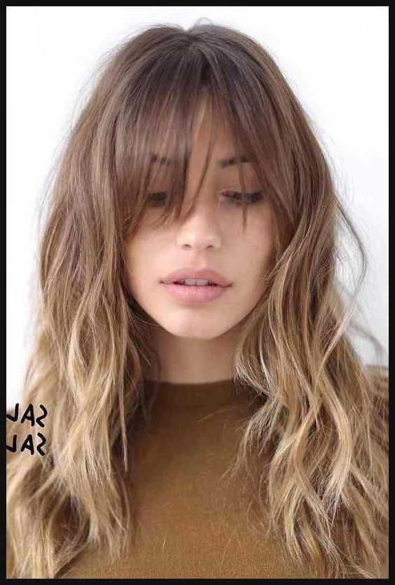 Hairstyles with bangs that master the latest style trends The best pony f ...