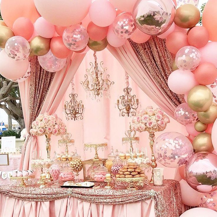 A celebration fit for a queen! 👸🏼🎀 👑 • • Photo Cre