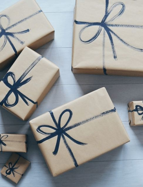 7 Beautiful and Cheap Christmas Gift Wrapping Ideas - Write Your Own ...