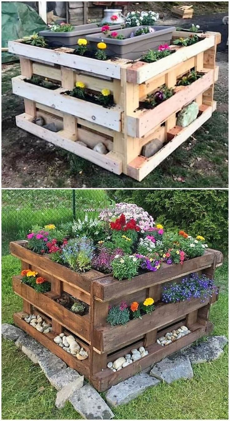 Bring this so appealing design of the planter for the ideal sca ...