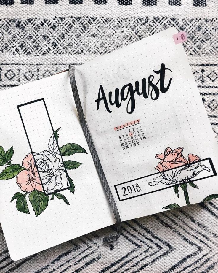Ready to follow the very best bullet journal accounts to kickstart 2019? These b...