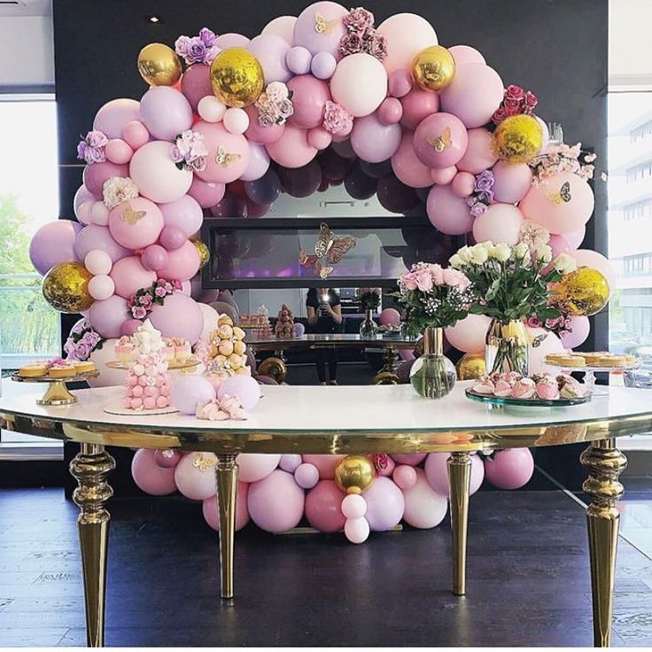 "Stunning Baby Shower Inspo 😍🎉 on Instagram: ""This butterfly baby shower ..."