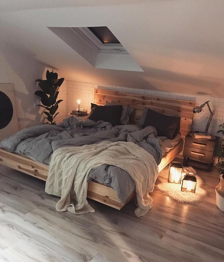 Big 47 Rustic Bedroom Ideas for Creative 3 - # for # Big #Creative #R ...