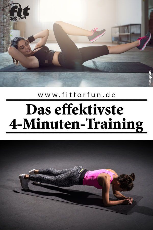 4 minutes of Tabata training can be just as effective as an hour on the ...