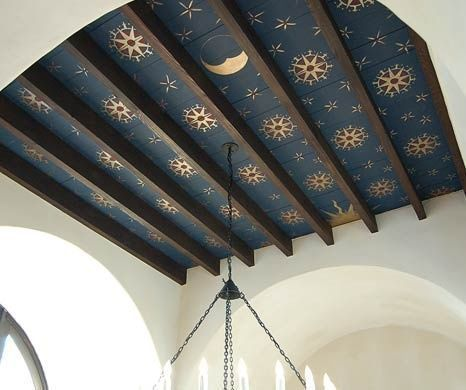 Look Up! Statement Ceilings are Trending! - The Cottage Market