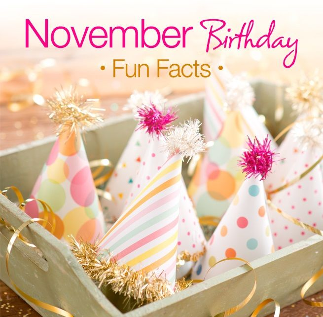 November Birthday Inspirational Quotes 2018