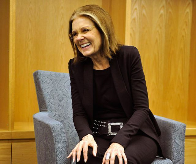 ‪80 Gloria Steinem Quotes To Celebrate Her Birthday‬
