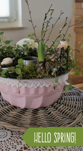 Get ready for Easter and spring and decorate your banquet with this ...