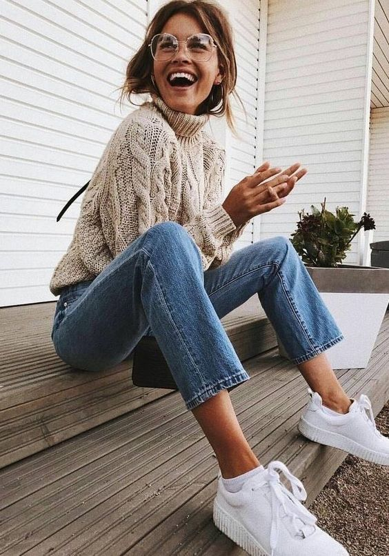 15 awesome hipster girl outfits for the winter #hipster #madchen #outfits #t ...