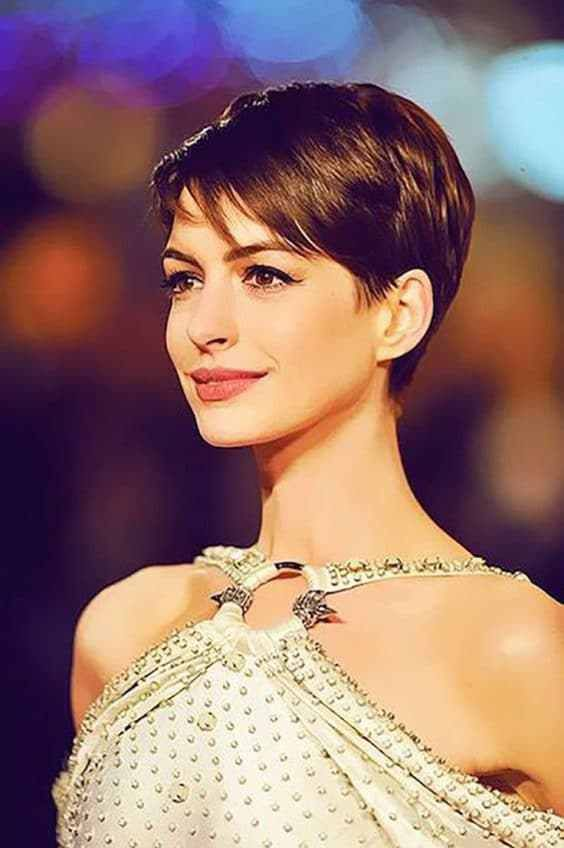 Beautiful Pixie Haircuts / Celebrities and Their Look #Short Hairstyles #Jennifer ...