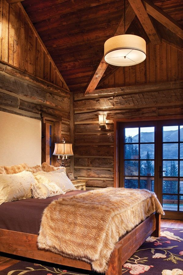 Browse photos of Warm and Cozy Rustic Bedroom Decorating Ideas, and discover How...