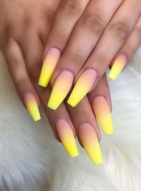43 neon nail designs that are perfect for the summer #nails #nail design