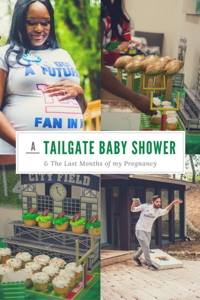 Tailgate Baby Shower! : This is a really cool baby shower idea and you can take ...