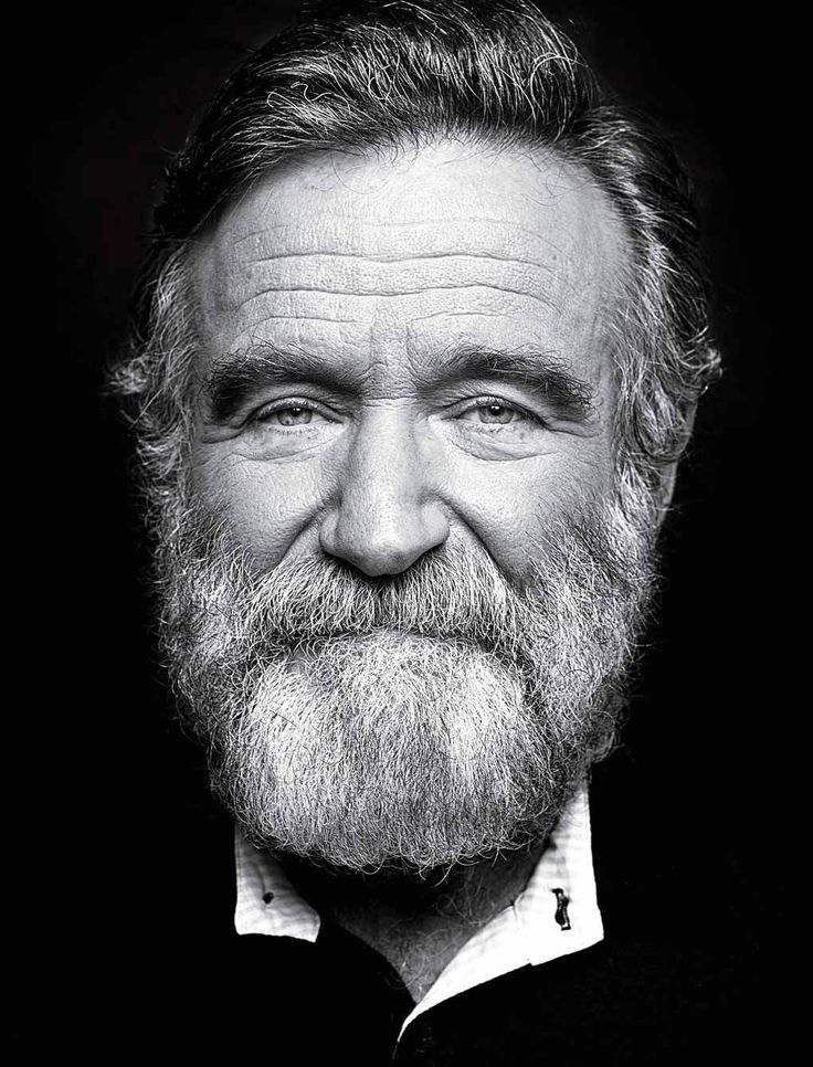 cool Robin Williams Portrait by Peter Hapak for TIME CONTINUE READING Shared by:...