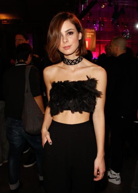 Lena Meyer-Landrut shared the first group selfie of the