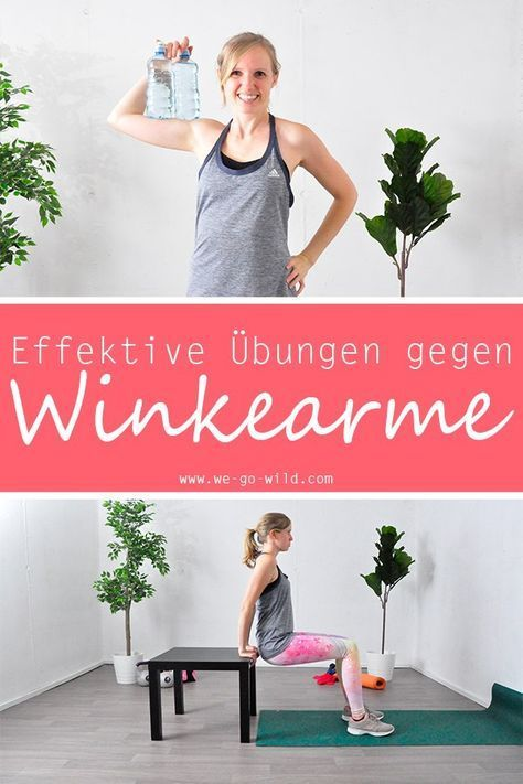 You want to get rid of your Winkearme? Then this arm workout for home ...