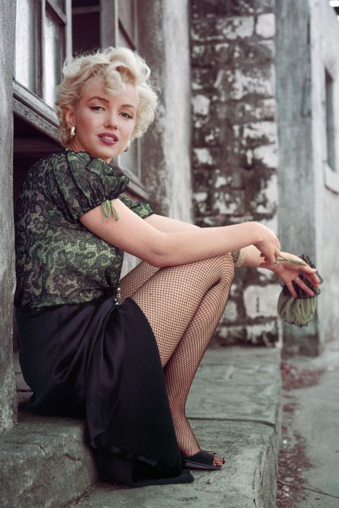 Rare Photographs of Marilyn Monroe Go on Display in London - #display #London #M...