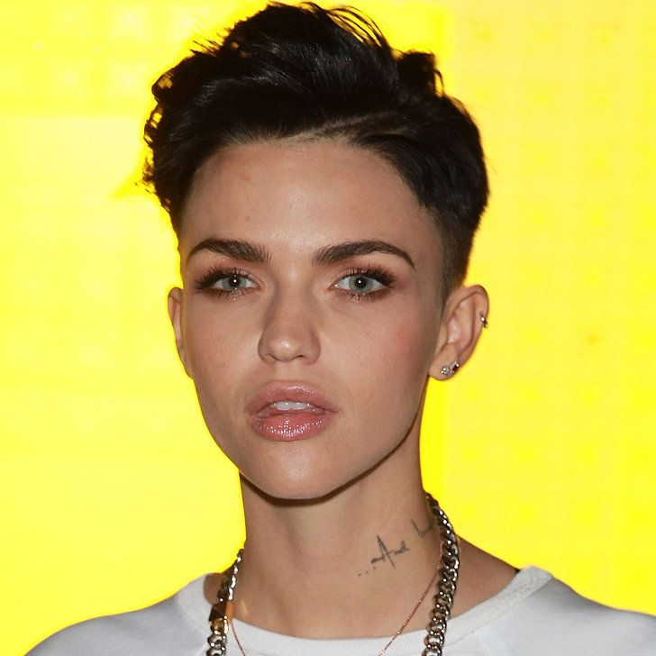 Ruby Rose — Day 4 | Day 5: Close-Up Celebrity Beauty at Australian ...