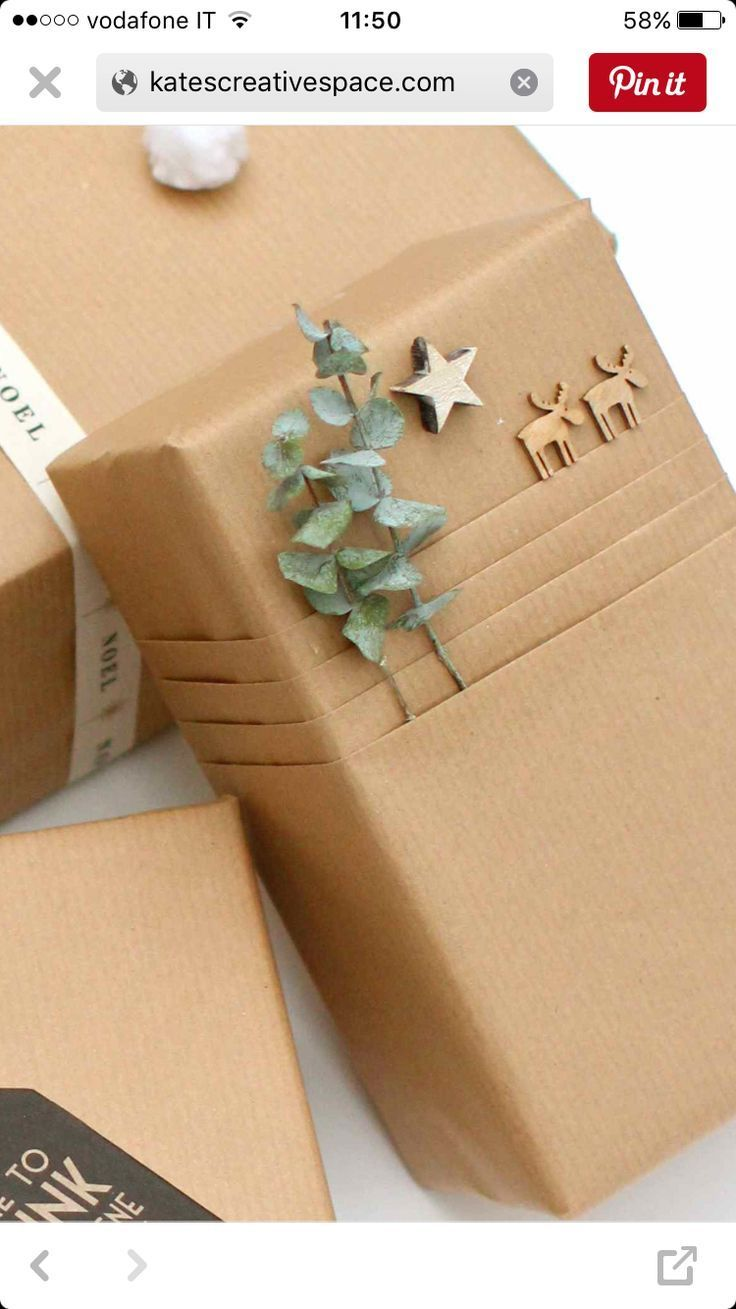 Christmas Christmas Gifts Cute Wrapped, Gifts Packaging Creative, T ...