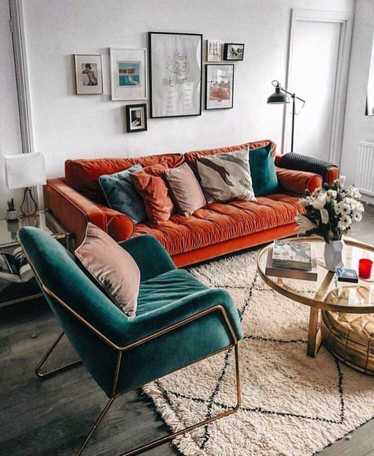 - A mix of modern, bohemian and industrial styles of the middle of the year ...