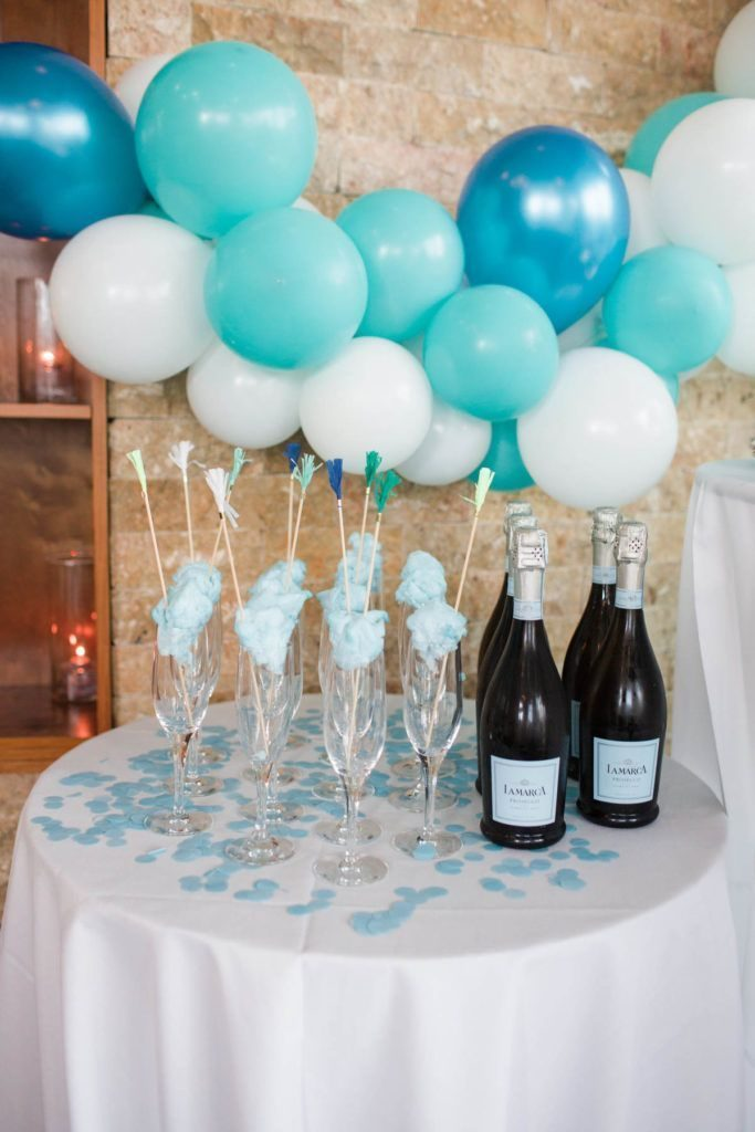 A baby by lifestyle blogger Cristin Cooper, Baby Shower DIY, Baby B ...
