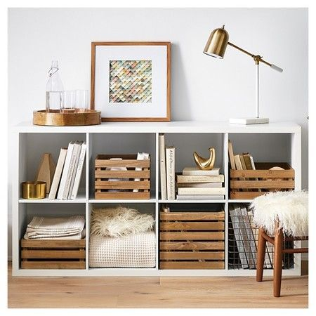 Keep your sanity with effortless organization that's so stylish, it's meant ...
